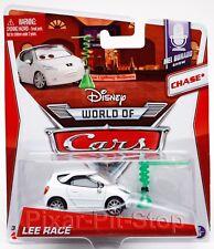 Disney Pixar Cars 2 3 Lee Race Mel Dorado Show Cardback 2/9 RARE CHASE NIP NEW!