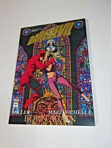 Daredevil Born Again Paperback Frank Miller David Mazzucchelli Marvel Softcover