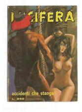 Fumetto Lucifera n. 56 – Accidenti che stanga ! – 1975