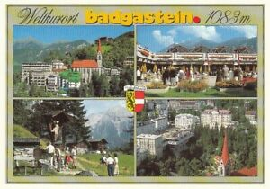 Bad Gastein, Mehrbildkarte ngl E3742