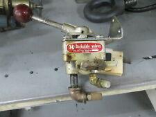 Barksdale Valves Model 280I-M Manual Operation 3-Way Pneumatic Valve