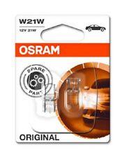 OSRAM Glühlampe Blinkleuchte 7505-02B vorne hinten und LED Halogen Bi-Xenon W21W