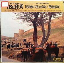 Sir Eugene Goossens - Albeniz Iberia LP VG+ G 7129 Vinyl 1957 Record