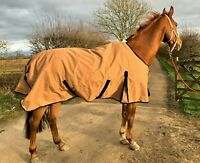 HIGHLY Waterproof  600d Mediumweight Turnout Horse Rug 200g Fill  6'9""