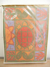 NEW Vintage Hallmark Crown Nature Tortoise Fish 8 Note Cards & Envelopes