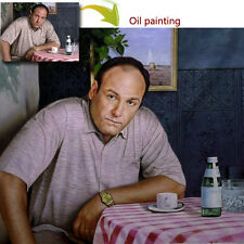 """Custom oil painting hand painted oil on canvas paint from photos 18x24"""""""