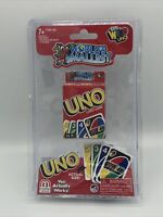 WORLD'S SMALLEST Uno Card Game Miniature Pocket Size Super Impulse #568 >NEW<