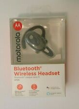 Motorola H725 Over Ear Bluetooth Wireless Headset w/ Alexa Siri Google Assistant
