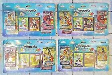 1 x Random Neopets Sealed Pack (4 Boosters & 2 Bonus Cards) - Add To Basket