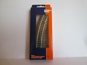 ROCO  61123  Gleise geoLINE Bogen R3  ( 3Stck)