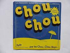 CHOU CHOU BOYS Chou chou 817552 7