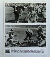 1994 press photo ~ THE GREATEST GAME EVER PLAYED ~ George Papa Bear Halas