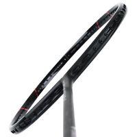 Mizuno Badminton Racket FORTIUS TOUR F Black Racquet String Smashing 4UG5