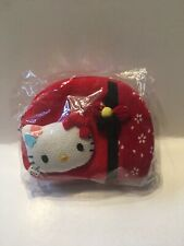 ✨ Sanrio Hello Kitty Traditional Japanese Collection Coin Purse Pouch NIP 2006 ✨