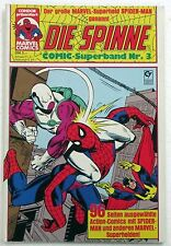 Die Spinne Nr. 3 Comic Superband Condor Marvel Comic Heft (L-8757+
