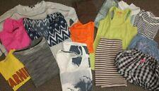 Gros lot vêtements femme taille 36 /S haut pulls jeans robe marques 10 photos
