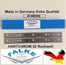 Zipper ZI-HB305 Abricht & Dickenhobel Hobelmesser (2 Stück) 310x22x1,8mm