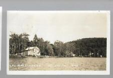 pk34156:Real Photo Postcard-Lac Maskinonge,St-Jovite,Quebec