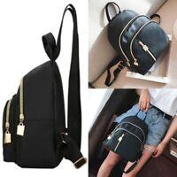 Women Girl Small Mini Fashion School Backpack Travel Shoulder Bag Rucksack Hot