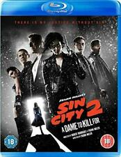 Sin City 2 - A Dame To Kill For (Blu-ray) Joseph Gordon-Levitt, Bruce Willis