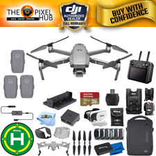 DJI Mavic 2 Pro ALL YOU NEED Mega Bundle with Smart Controller and Fly More Kit