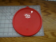 """RARE Flying High 1988 promo Tupperware SEAL LID #X Replacement FITS  6.5"""" bowl"""
