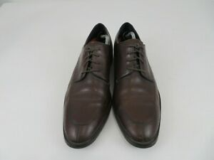 Cole Haan C11628 Lenox Hill Brown Leather Casual Split Toe Oxford Mens Size 14 M