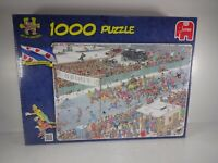 Jan Van Haasteren 1000 Puzzle De Elfstedentocht Eleven City Ice Tour