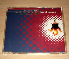CD Maxi-Single - Jam & Spoon - Right in the Night feat Plavka