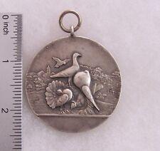 Belgium Pidgeon Raising medal