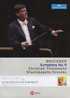 Bruckner: Symphony No. 9 (2016, DVD New)