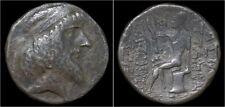 Characene Kingdom Attembelos I AR tetradrachm