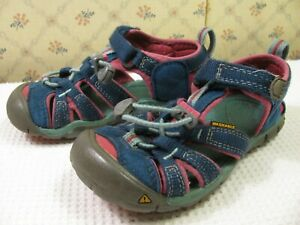 KEEN Kid's Sandals ~ Size 9 Toddler ~ Seacamp CNX ~ Used