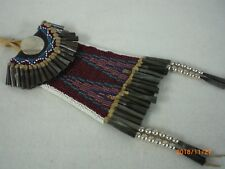 Beaded Native American Strike-a-lite Old Style Belt Bag