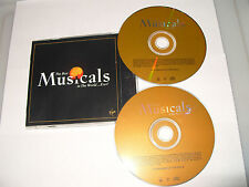 THE BEST MUSICALS ALBUM IN THE WORLD...EVER - 2 CD - 45 TRACKS - 1999