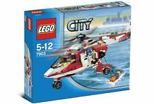 Lego Town City Hospital 7903 HELICOPER RESCUE New Sealed