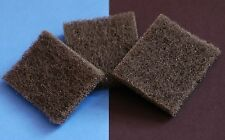 Brushed Titanium Refinishing Pads Tool for Brushed Scratch Removal.    3 Pack