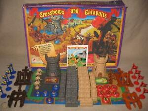 Lakeside Boardgame Crossbows and Catapults Fair