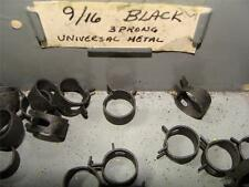 (5) NEW 5078-131 Universal Metal Products Steel Fuel Air Line Tubing Hose Clamps