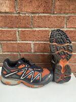 Salomon XA Pro 3D Waterproof Quick Lace Trail Running Hiking Shoes Mens 8.5