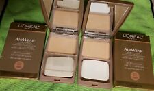2 X Loreal Air Wear #560 Beige, slightly imperfect, Boxed.