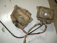 2000 HONDA RANCHER 350 ES 2WD HEADLIGHTS LEFT RIGHT HEADLIGHT