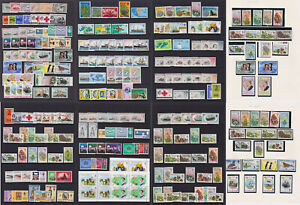 Falkland Islands. Fine mint collection. Unmounted/mounted mint.