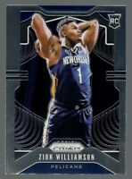 🔥 2019-20 Panini Prizm Zion Williamson RC #248 Rookie - Ships Fast!