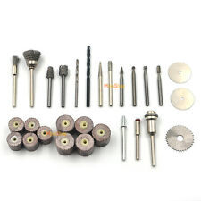 Grinding Diamond Abrasive Rotary Carving Tools Burr Polishing Set Dremel For Kit