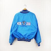 Rare Vintage team mickey athletic club bomber jacket / windbreaker women's L XL