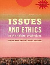 Issues and Ethics in the Helping Professions, Updated with 2014 ACA Codes (Book