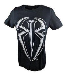 WWE ROMAN REIGNS SPIDER LOGO T-shirt