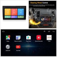 "Android 8.1 Bluetooth Car Stereo Radio 2Din 9"" HD Car GPS Nav Wifi RDS DVR 1+16G"