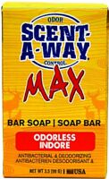 NEW! Hunters Specialties Scent-A-Way Max Bar Soap, 3.5-Ounce 07757